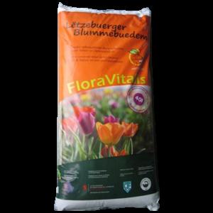FloraVitalis, un terreau universel pour vos fleurs