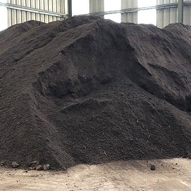 Les terres mélangées Minett Kompost, une préparation enrichie au compost