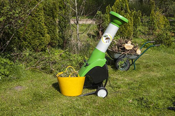 Service de location de broyeurs de jardin Minett Kompost